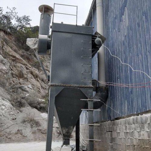锅炉除尘器报价 破碎机除尘器图片 小型脉冲除尘器 长铭机械
