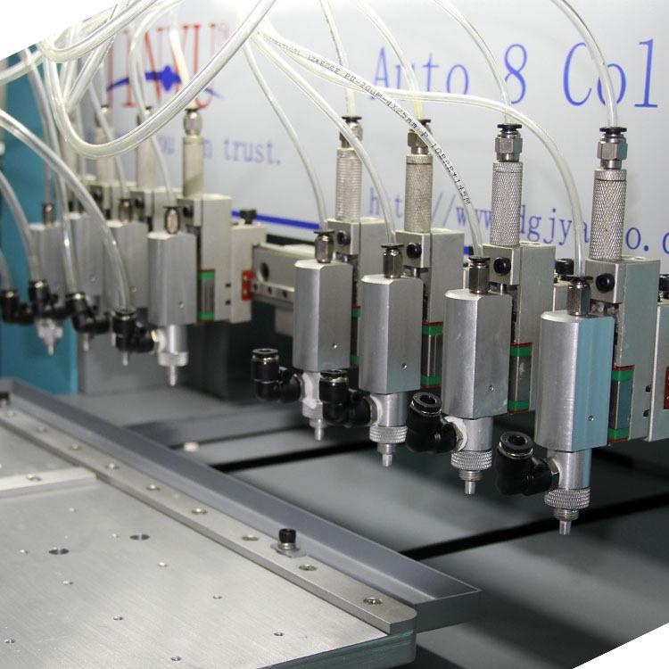 厂家直销多色点胶机 自动灌胶机硅胶生产设备 高效自动点胶机