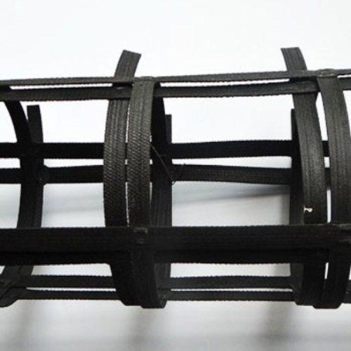 兴拓工程材料 钢塑复合土工格栅土工格栅 标准土工格栅厂家