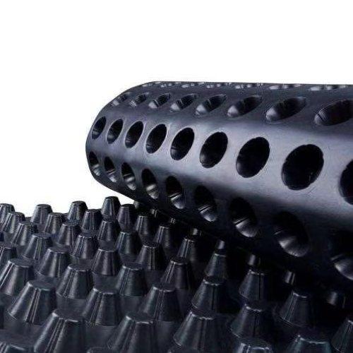 高强度塑料排水板塑料蓄排水板 抗腐蚀塑料排水板 兴拓
