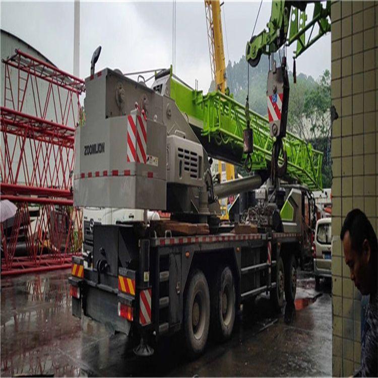 朝记机械 大件装卸搬运吊车出租 机械装卸搬运吊车出租厂家