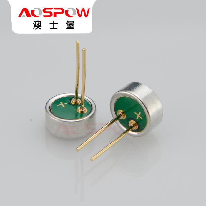 澳士堡 电容咪芯 双指向咪芯 动圈式咪芯