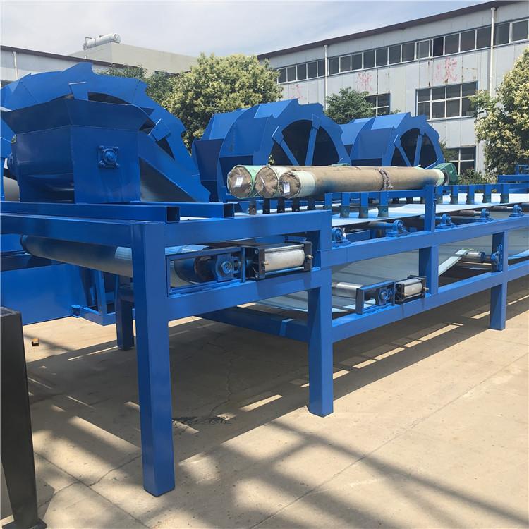 大型带式污泥压滤机 晟业 带式污泥压滤机