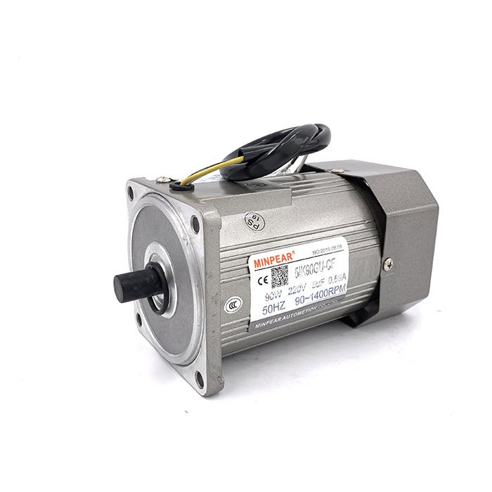 小功率微型电动机价钱优惠 MINPEAR RV减速机配微型电动机