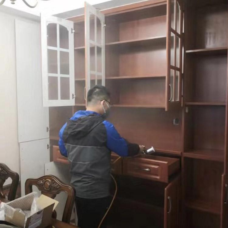 室内空气质量治理单位 室内空气质量治理 中辐