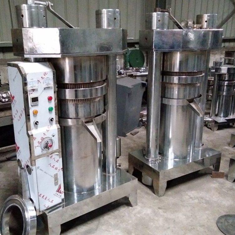 商用榨油机厂家 盛金机械 榨油机价格 小型榨油机