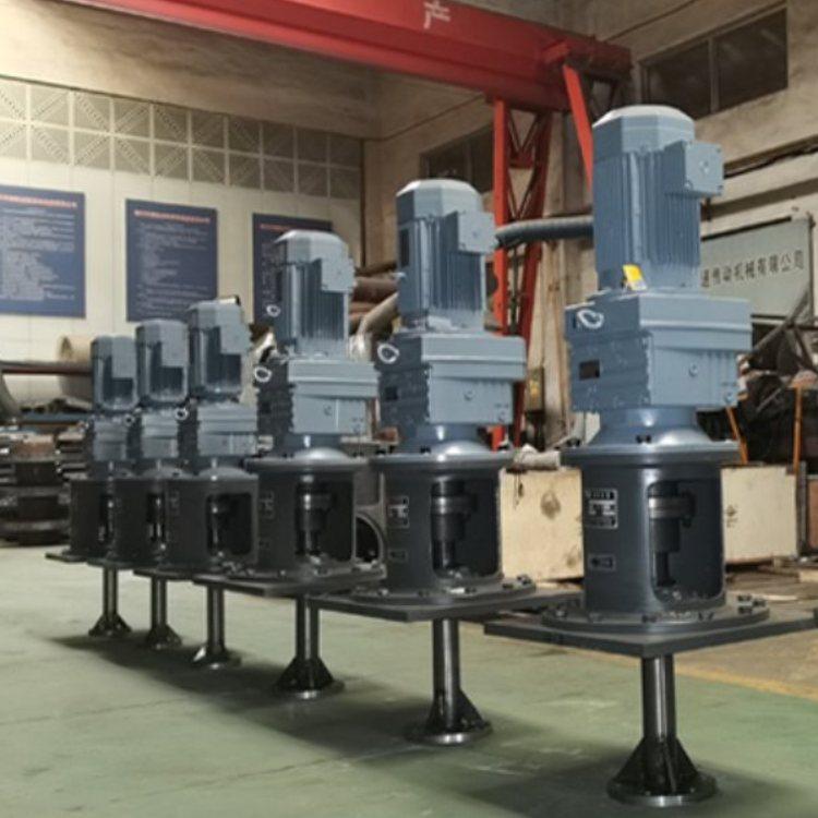 碳鋼襯膠脫硫攪拌器非標定制304不銹鋼攪拌設備