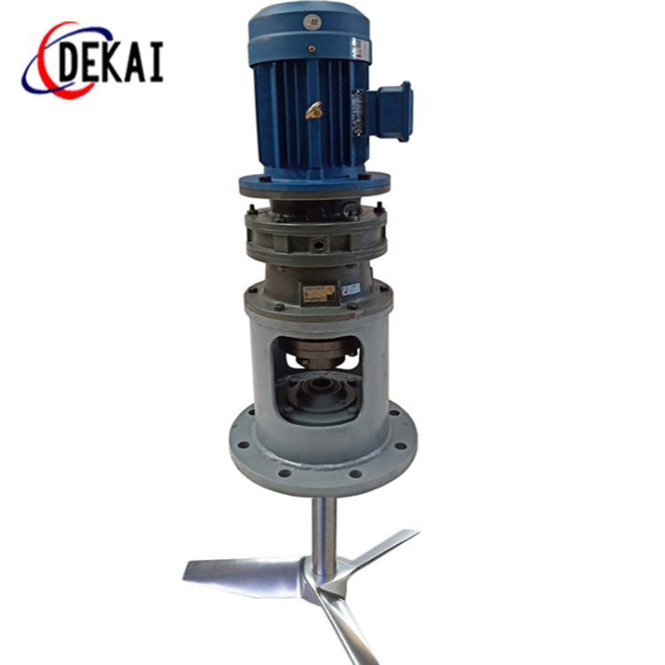 泥漿攪拌器系列 污水攪拌器加工定制 石油攪拌器廠 德凱