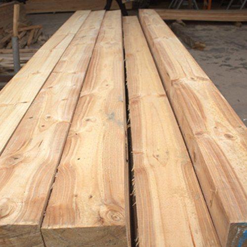 松木建筑木方供应商 4*6建筑木方量大从优 旺源木业