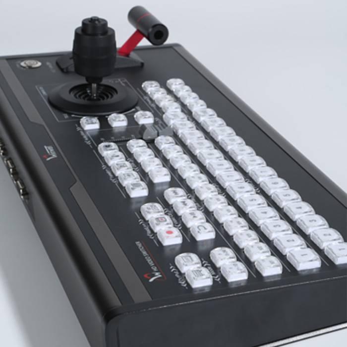 RS680广播级导播键盘专业vmix控制台vmix导播键盘