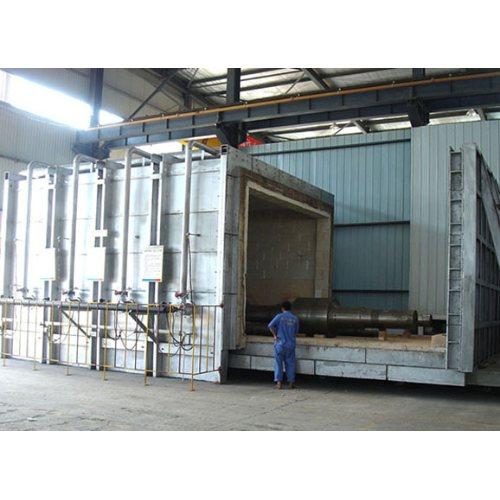 定制工业台车式电阻炉用途 璐广电炉 定制工业台车式电阻炉供应商