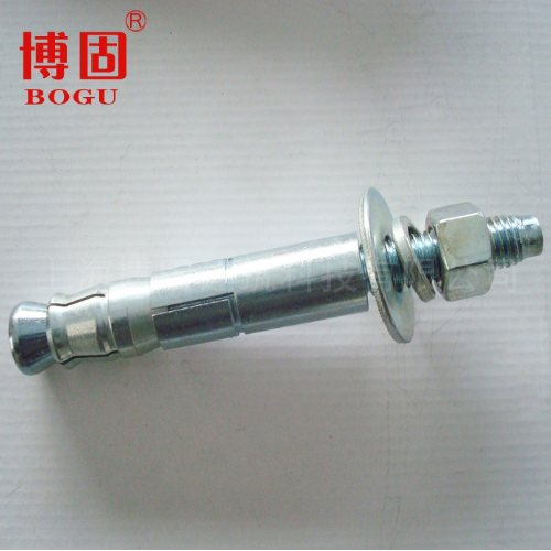 自切底机械锚栓大量供应 自扩孔机械锚栓生产商 博固建筑科技