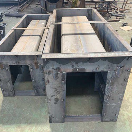 生产销售流水槽模具 高铁流水槽模具 乐丰制造