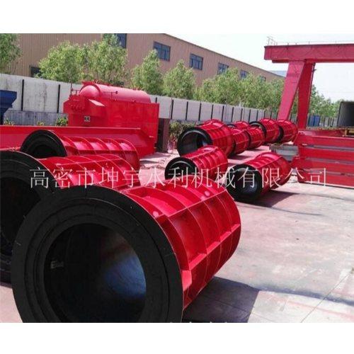 坤宇 高效水泥管模具厂 柔性接口水泥管模具公司