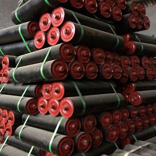 缓冲辊加工厂 安久工矿配件 皮带机辊批发价 橡胶辊经销商