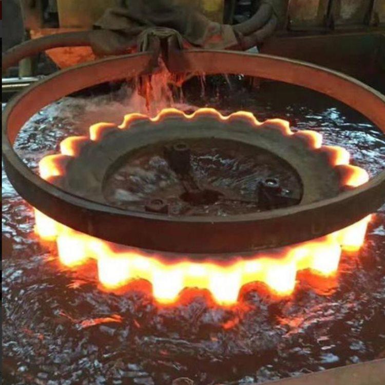 紧固件加热IGBT中频炉 铜管焊接IGBT中频炉 华尔威