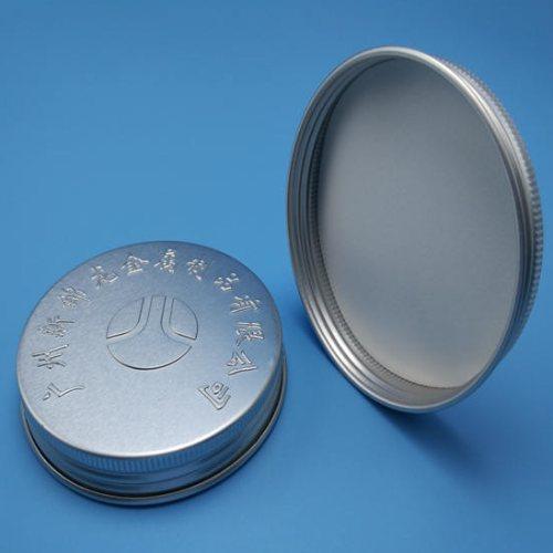 多规格铝盖直销 螺纹铝盖直售 多规格铝盖厂家 新锦龙