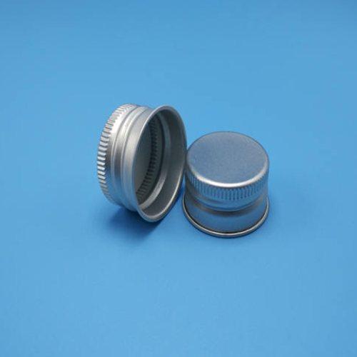 定制铝盖 新锦龙 螺旋铝盖批发 铝盖现货批发