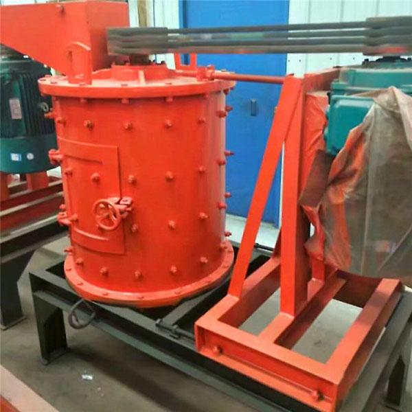 多功能立轴式打砂机供应商 永乐 鹅卵石立轴式打砂机参数