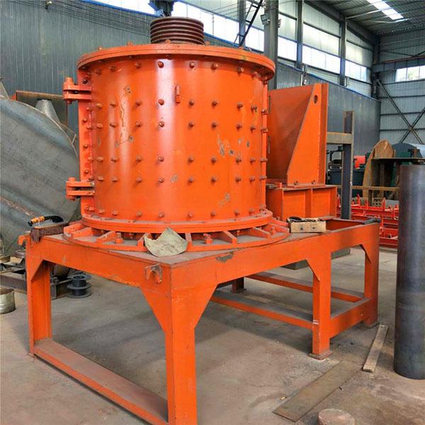 新型立轴式制砂机报价 矿石立轴式制砂机 永乐