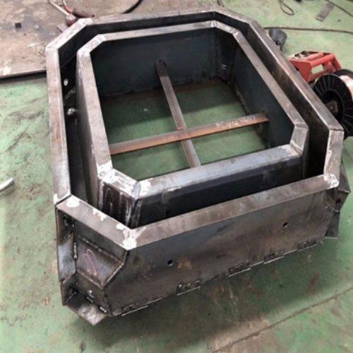 框格护坡模具  生态框格式护坡模具