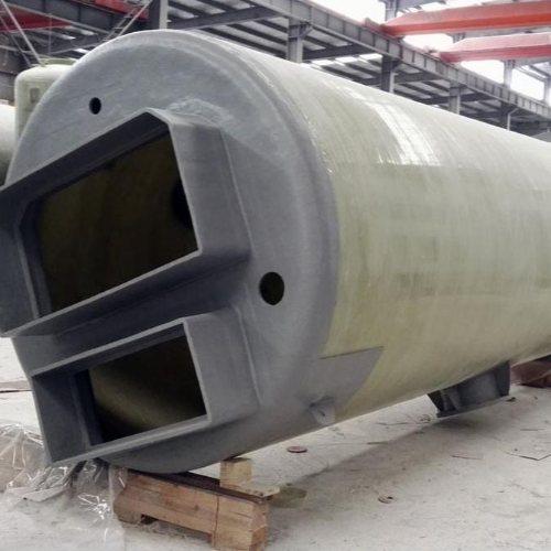 预埋式一体化泵站施工方案 一体化泵站 宏丰