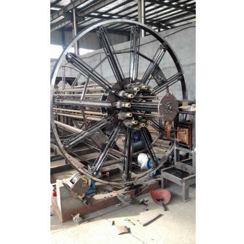 平承口滚焊机供应厂家 滚焊机去哪买 金顺 滚焊机加工视频