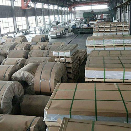 1060彩涂铝板订购 5052彩涂铝板供应商 企轩铝业