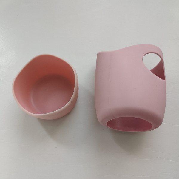 硅胶杯套供应 晨光橡塑 玻璃杯硅胶杯套尺寸 加厚硅胶杯套供应