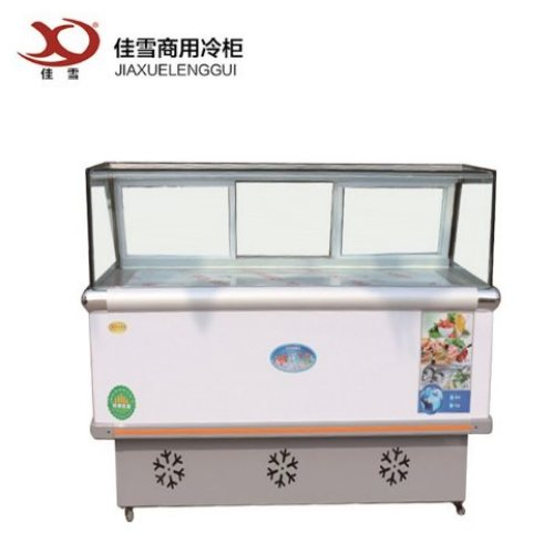 超市熟食展示柜定做 熟食展示柜定做 佳雪制冷
