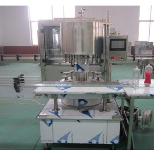 玻璃瓶白酒灌装机本地生产商 创兴机械