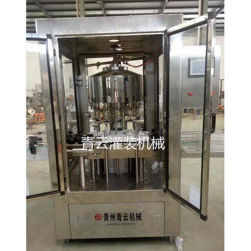 全自动白酒灌装机 小型白酒灌装机生产厂家 白酒灌装机厂 青云