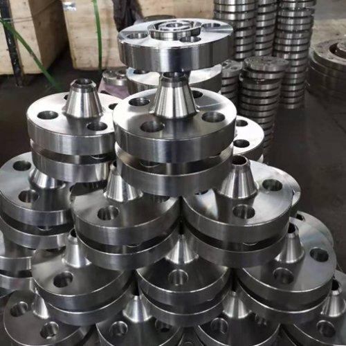 定制不锈钢对焊法兰 304高压对焊法兰