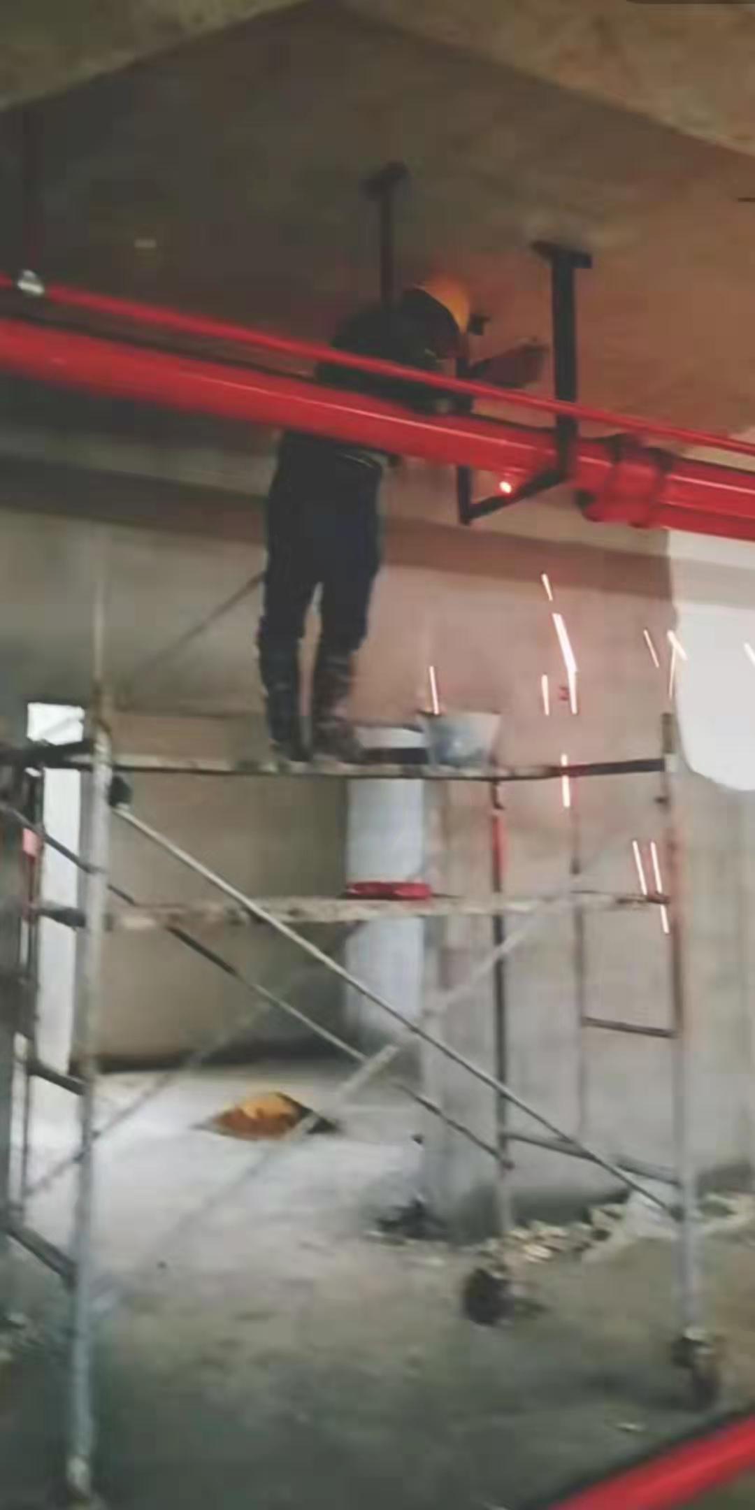 宾馆消防施工公司 消防施工改造 气灭安装
