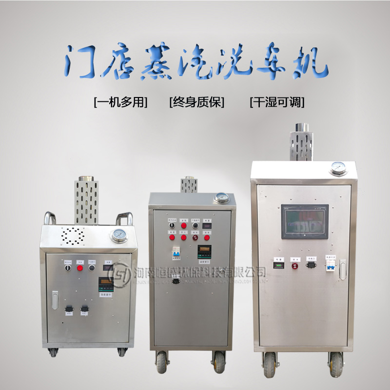 商用蒸汽洗车机 恒盛 店面蒸汽洗车机 蒸汽洗车机