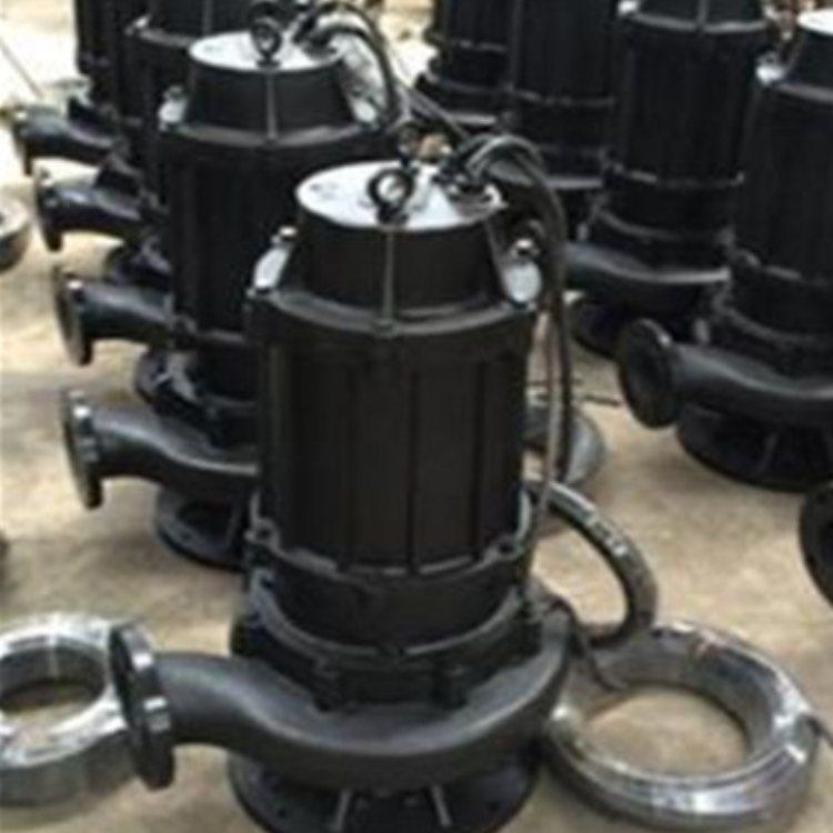 潜污泵参数 铸铁潜污泵型号 工程潜污泵选型参考 会泉泵业