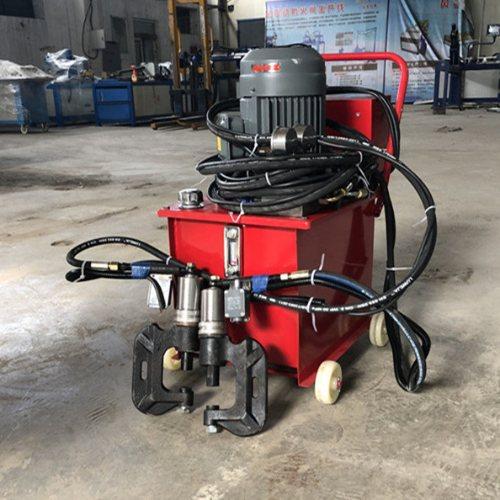 德州嘉迈机械 昆山电动液压铆钉机风管液压铆钉机