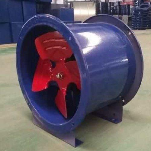 玻璃钢防腐防爆轴流风机 T35-11-2.5轴流式通风机 玻璃钢管道风机
