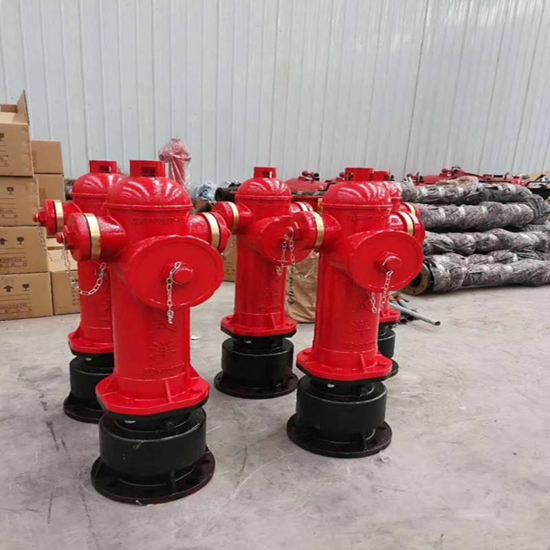 SSP150/65-16防冻防撞泡沫消防栓防冻泡沫消防栓消防泡沫栓厂家