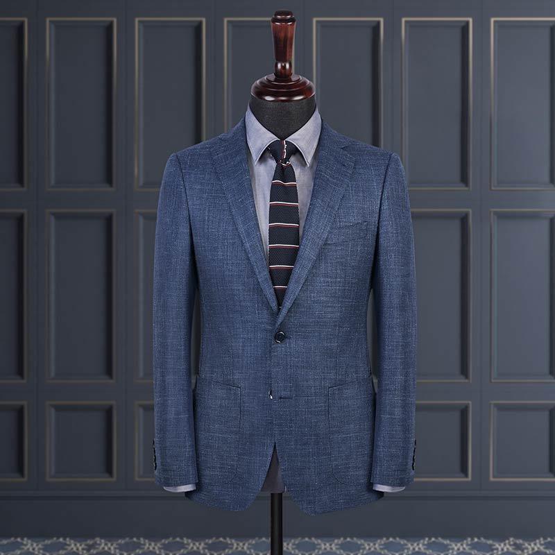 东莞新款西装私人定制 企业商务工作服定做MTM系列男式西服套装