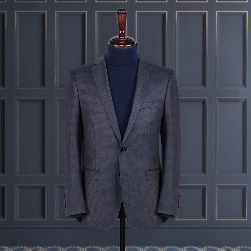 东莞西装厂家定制 企业商务西服套装定做MTM系列男款西服职业套