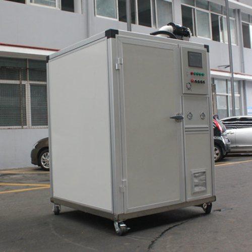 空气能烘干机 空气能烘干机设备 蓝冠 腊肠空气能烘干机设备