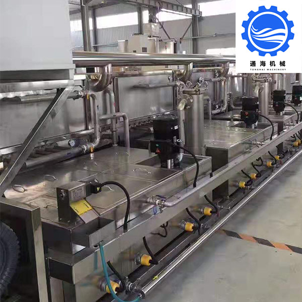 贵州通过式喷淋清洗机制造商