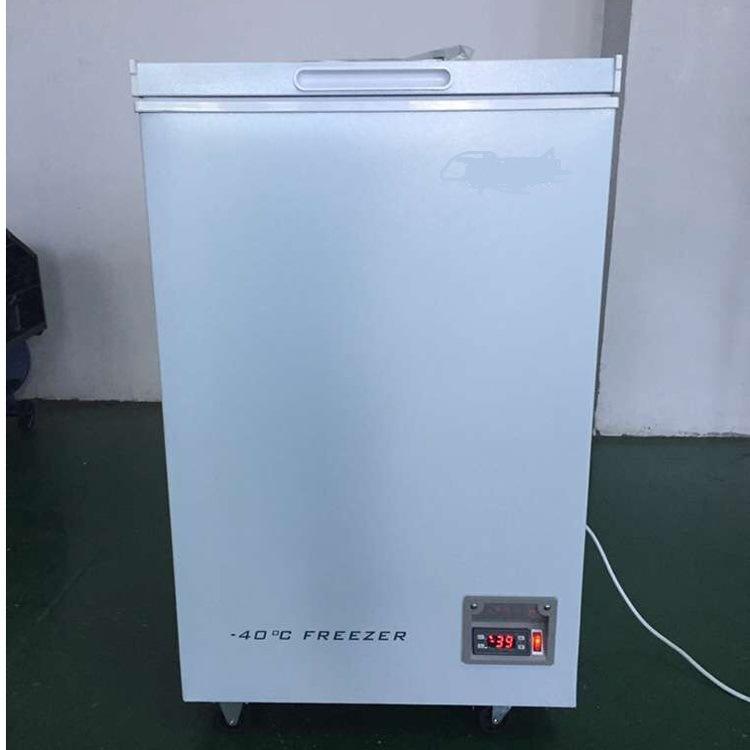 生产厂家促销中 -40度低温冰箱 低温储存箱 金枪鱼低温冰箱
