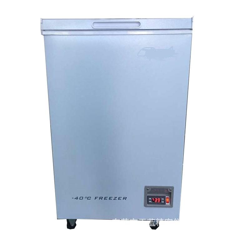 厂家直销 零下负 -40度立式工业冰箱 低温冰箱