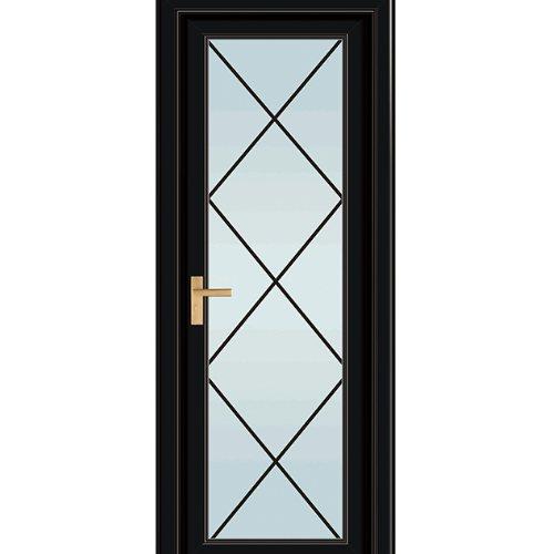 家用卫浴门 家用卫浴门订做 玻璃卫浴门批发 浩和门窗