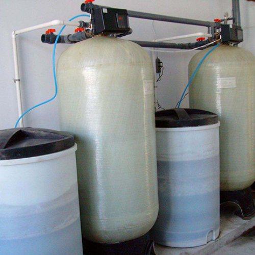 反渗透软水设备供应商 合肥蓝化 自动软水设备厂商