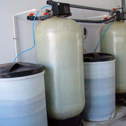 生活软化水设备厂商 工业软化水设备价钱 合肥蓝化