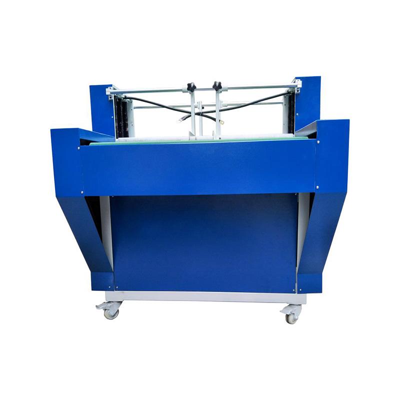 货源厂家万信牌 珍珠棉开槽机WX-KC800 万信机械专业研发
