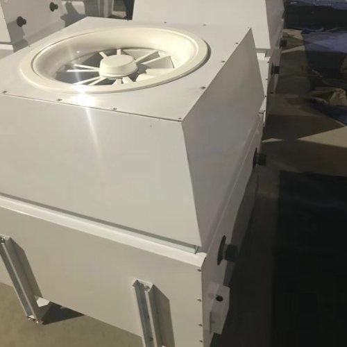 低噪声远程射流机组热销 专业生产远程射流机组车间采暖设备 通昊